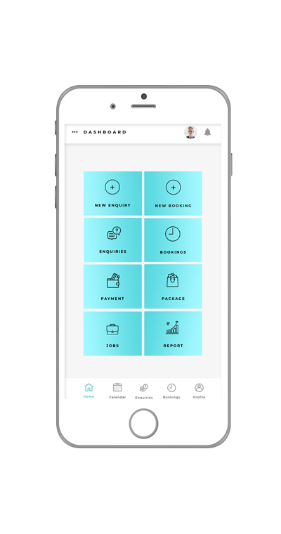 The App for reaching more customers online and <br> <span> Growing Your Business</span>